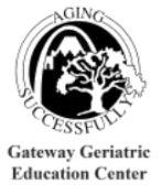 Gateway Geriatric Education Center
